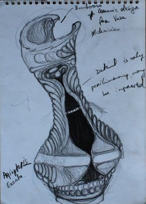 Ceramic Sketch