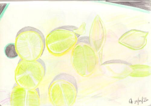 Chopping Limes