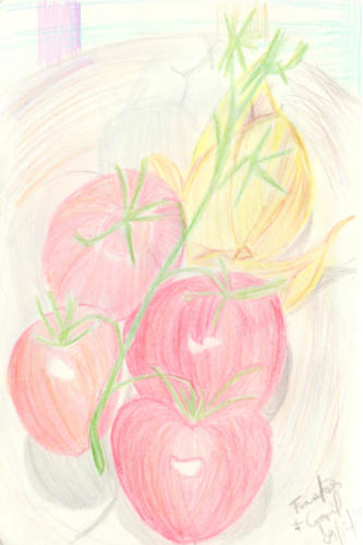 Tomatoes  Garlic